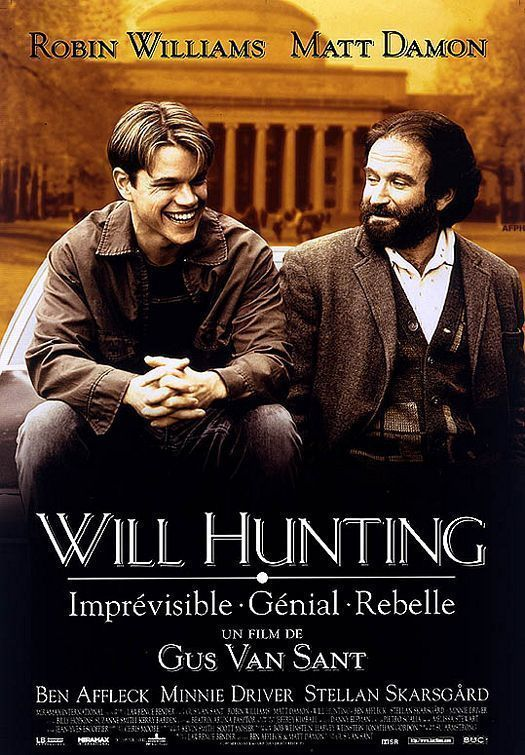 REPLIQUE /Will Hunting